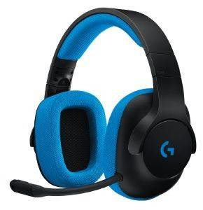 LOGITECH G233 PRODIGY WIRED GAMING HEADSET 981-000703 ηλεκτρονικά παιχνίδια κονσολεσ   περιφερειακα gaming headsets