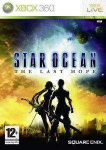 STAR OCEAN THE LAST HOPE - XBOX 360