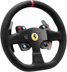 THRUSTMASTER FERRARI 599XX EVO 30 WHEEL ADD ON ALCANTARA EDITION FOR PC/PS4/PS3/XBOX ONE