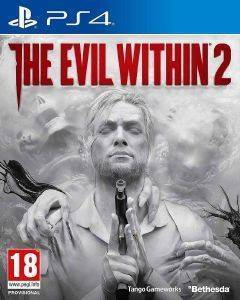 THE EVIL WITHIN 2 (INCLUDES THE LAST CHANCE PACK) - PS4 ηλεκτρονικά παιχνίδια ps4 games action adventure