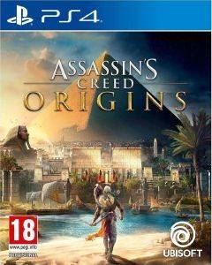 ASSASSIN'S CREED: ORIGINS - PS4