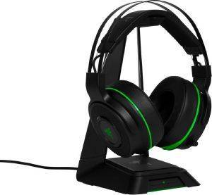 RAZER THRESHER ULTIMATE WIRELESS SURROUND GAMING HEADSET XBOX ONE/PC RZ04-014801 ηλεκτρονικά παιχνίδια κονσολεσ   περιφερειακα gaming headsets