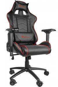 GENESIS NFG-0911 NITRO 880 GAMING CHAIR BLACK