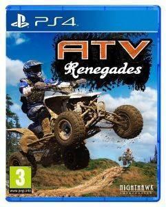 ATV RENEGADES - PS4 ηλεκτρονικά παιχνίδια ps4 games racing