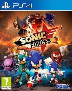 SONIC FORCES - PS4 ηλεκτρονικά παιχνίδια ps4 games action adventure