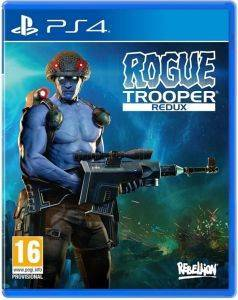 ROGUE TROOPER REDUX - PS4