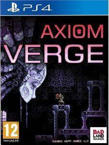 AXIOM VERGE - PS4