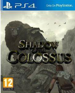 SHADOW OF THE COLOSSUS - PS4 ηλεκτρονικά παιχνίδια ps4 games action adventure