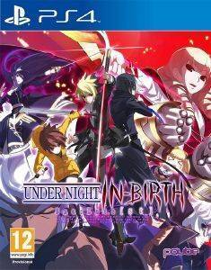 UNDER NIGHT IN-BIRTH EXE:LATE[ST] - PS4