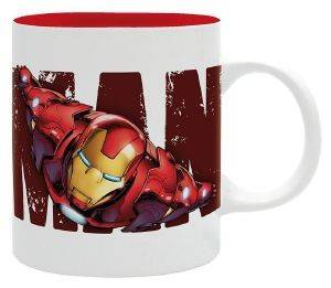 MARVEL - IRON MAN DESIGN 320ML MUG (ABYMUG328) ηλεκτρονικά παιχνίδια video games merchandise κουπεσ