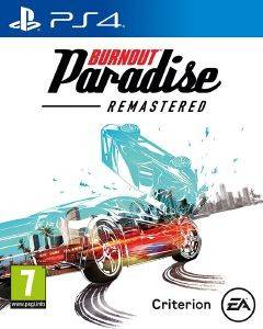 PS4 BURNOUT PARADISE REMASTERED (EU)
