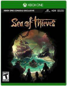 XBOX1 SEA OF THIEVES