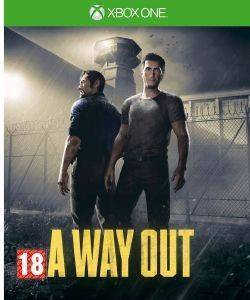 XBOX1 A WAY OUT (EU) ηλεκτρονικά παιχνίδια xbox one games action adventure