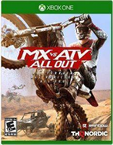 XBOX1 MX VS ATV: ALL OUT (EU) ηλεκτρονικά παιχνίδια xbox one games racing