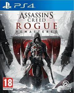 PS4 ASSASSINS CREED: ROGUE REMASTERED