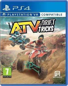 PS4 ATV DRIFT - TRICKS (PSVR COMPATIBLE) (EU) ηλεκτρονικά παιχνίδια ps4 games racing