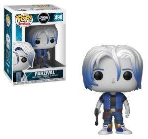 POP! MOVIES: READY PLAYER ONE - PARZIVAL 496 VINYL FIGURE