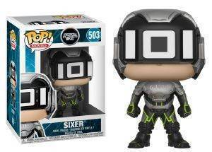 POP! MOVIES: READY PLAYER ONE - SIXER 503 VINYL FIGURE