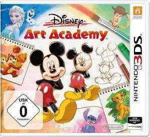 3DS DISNEY ART ACADEMY (EU)