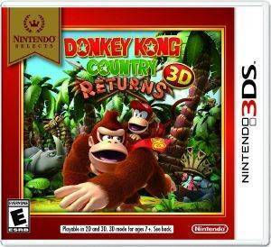 3DS DONKEY KONG COUNTRY RETURNS 3D (EU)