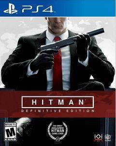 PS4 HITMAN: DEFINITIVE EDITION