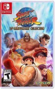 NSW STREET FIGHTER - 30TH ANNIVERSARY COLLECTION