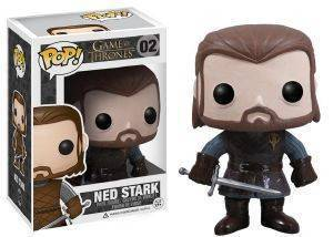 POP! TELEVISION: GAME OF THRONES - NED STARK 02 VINYL FIGURE