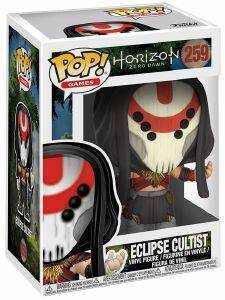 POP! GAMES: HORIZON ZERO DAWN - ECLIPSE CULTIST 259 VINYL FIGURE