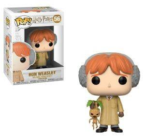 POP! HARRY POTTER: S5 - RON WEASLEY (HERBOLOGY) 56