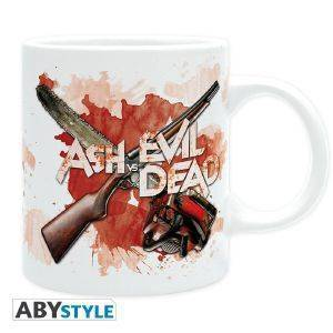 ASH VS. EVIL DEAD 320ML MUG (ABYMUG401)