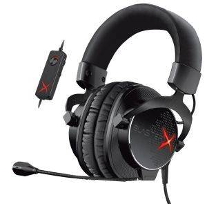 CREATIVE SOUND BLASTERX H7 TOURNAMENT EDITION GAMING HEADSET 70GH033000001 ηλεκτρονικά παιχνίδια κονσολεσ   περιφερειακα gaming headsets