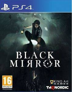 PS4 BLACK MIRROR (EU)