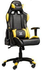 SERIOUX GAMING CHAIR X-GC01-2D-Y BLACK/YELLOW