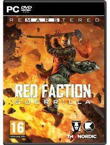 PC RED FACTION: GUERRILLA RE-MARS-TERED