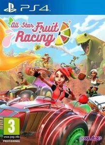 PS4 ALL-STAR FRUIT RACING