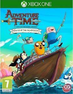 XBOX1 ADVENTURE TIME: PIRATES OF THE ENCHIRIDION