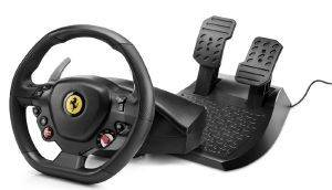 THRUSTMASTER T80 FERRARI 488 GTB EDITION DRIVING WHEEL PC/PS4 4160672