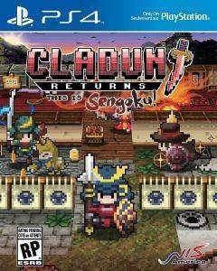 PS4 CLADUN RETURNS: THIS IS SENGOKU! (EU)