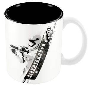 STAR WARS - STORMTROOPER BLASTER WHITE-BLACK CERAMIC MUG (SDTSDT89993)