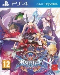 PS4 BLAZBLUE: CENTRAL FICTION (EU) ηλεκτρονικά παιχνίδια ps4 games fighting