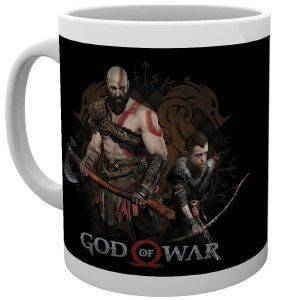 GOD OF WAR - NEW BEGINNING MUG (MG3135)