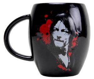 WALKING DEAD - WALKER HUNTER OVAL MUG (MGO0010)
