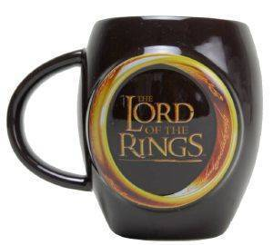 LORD OF THE RINGS - ONE RING OVAL MUG (MGO0009)