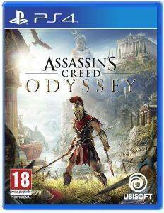 PS4 ASSASSIN'S CREED: ODYSSEY