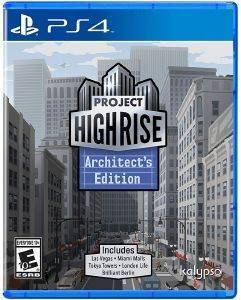 PS4 PROJECT HIGHRISE - ARCHITECT'S EDITION