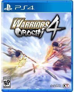 PS4 WARRIORS OROCHI 4 ηλεκτρονικά παιχνίδια ps4 games fighting