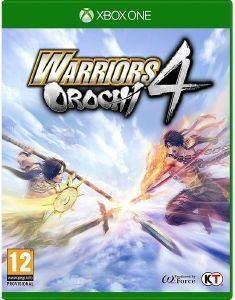 XBOX1 WARRIORS OROCHI 4