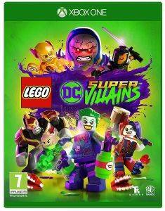 XBOX1 LEGO DC SUPER-VILLAINS