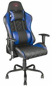 TRUST 22526 GXT 707R RESTO GAMING CHAIR BLUE