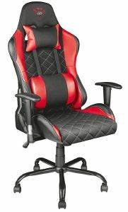 TRUST 22692 GXT 707R RESTO GAMING CHAIR RED
